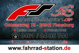 Fahrrad Station Flensburg